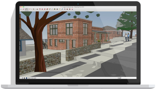 Sketchup feature