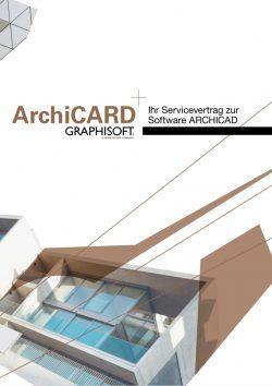 ARCHICAD Update mit ArchiCARD
