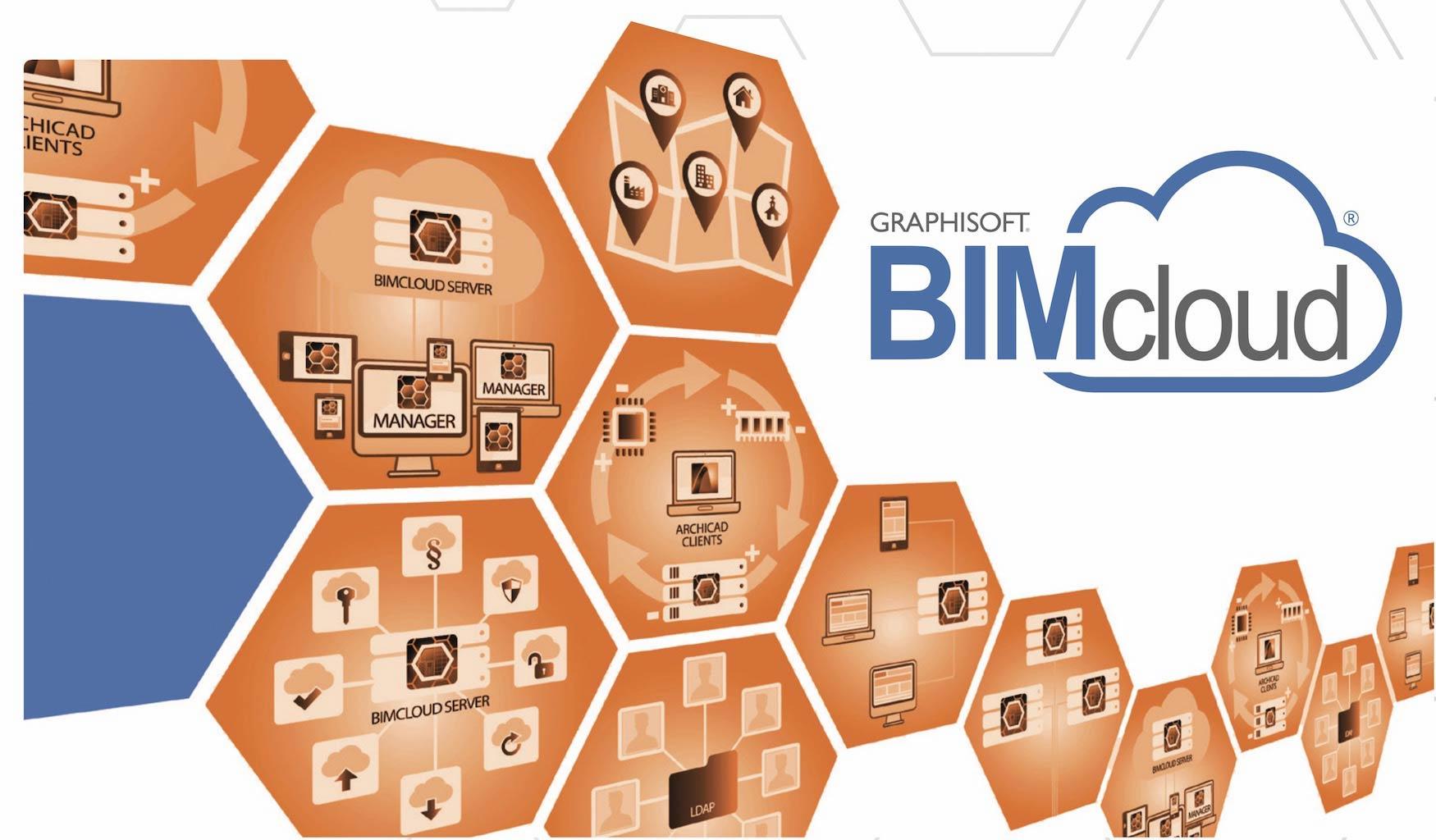 GRAPHISOFT Teamwork mit BIM Server und BIMcloud