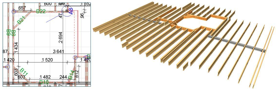 Archiframe Holzböden