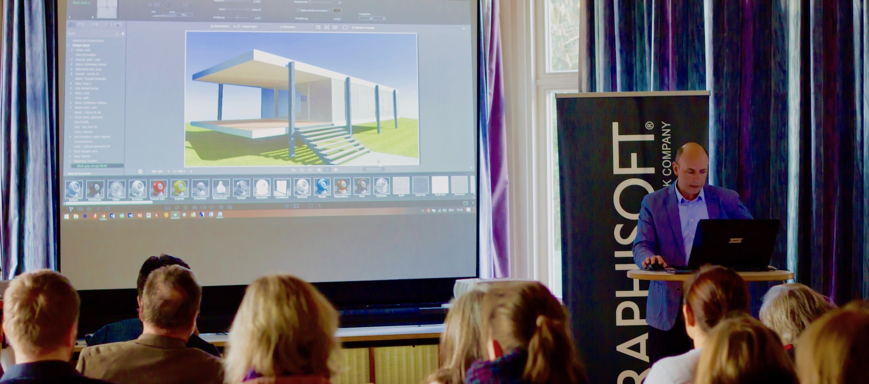Schulung Architekturvisualisierung