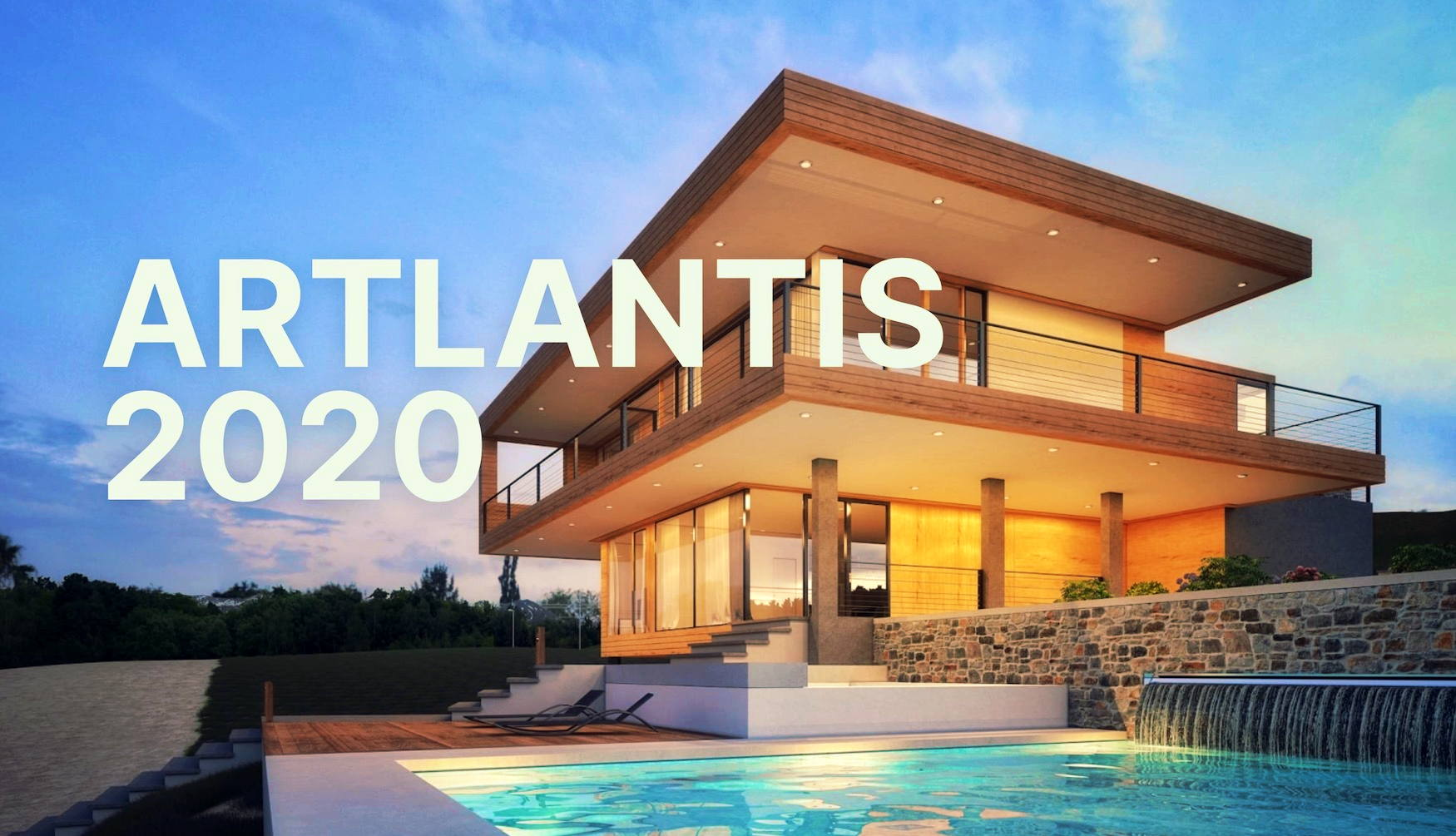 Artlantis Rendering mit Archicad