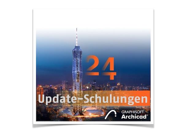 Archicad 24 Updateschulung